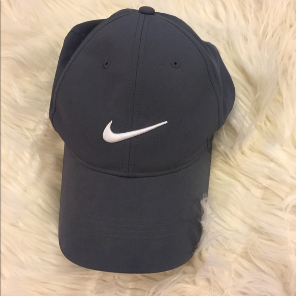 Dark Gray Nike Hat - (Nike Golf) 0cb145234b15